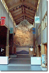 Mount St Helens Visitor Center Central Cascades Geotourism Project