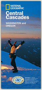 The Central Cascades Geotourism MapGuide